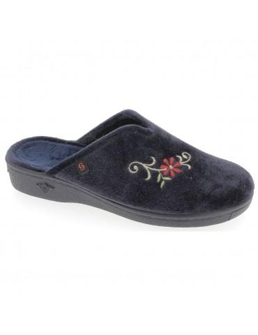 S4101P - Wool slipper -...